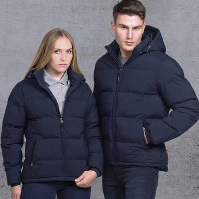 Terrain Puffa Jacket