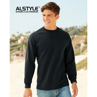 Alystle  Adult Long Sleeve Tee Colours