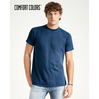 Comfort Colours Adult Heavyweight RS Tee Colours