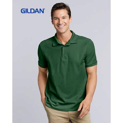 Gildan Premium Cotton Adult Double Pique Sport Shirt Colours