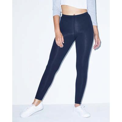 Womens Cotton Spandex Leggings