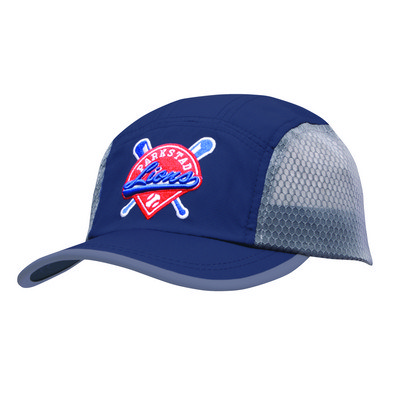 Sports Ripstop Cap with Bee