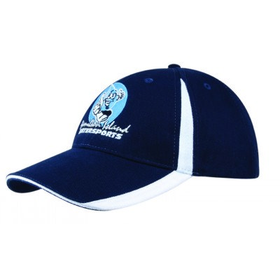 Brushed Heavy Cotton Cap Wi