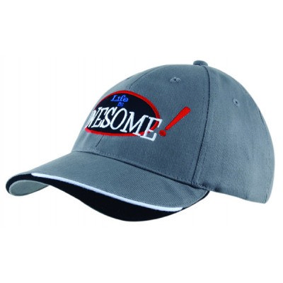 Heavy Brushed Cotton Cap Wi
