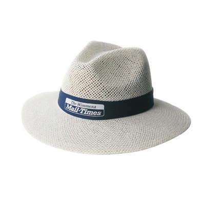 Madrid String Straw hat