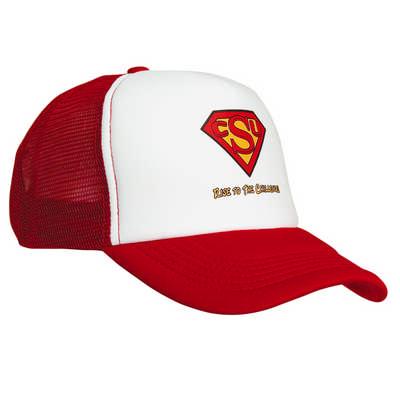 5PNL Nylon/Mesh Trucker Cap