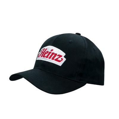 6PNL Brushed Cotton Twill Cap