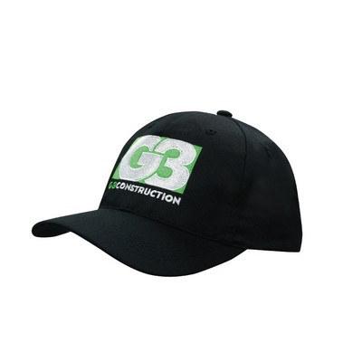 6PNL Brushed Cotton Cap