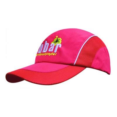 4PNL Sports cap with mesh inserts 3802_HDW_WA