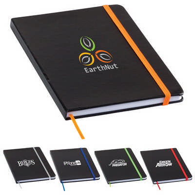 Chesterfield Notebook - (printed with 1 colour(s)) D185_PB