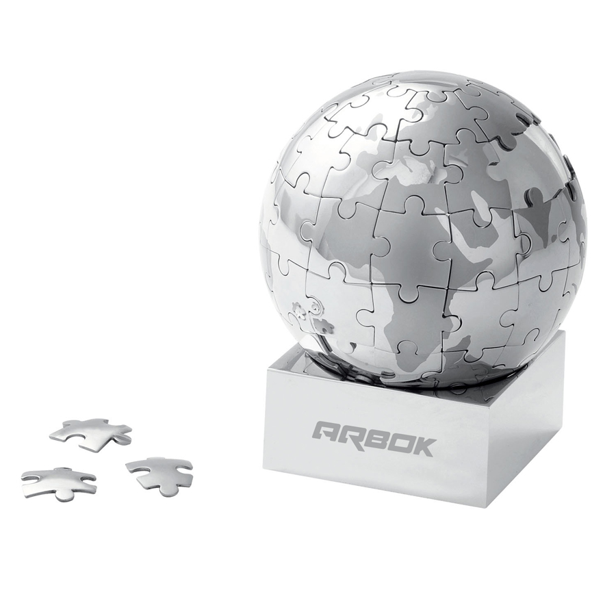 Executive Globe Puzzle  - (printed with 1 colour(s)) D589_PB