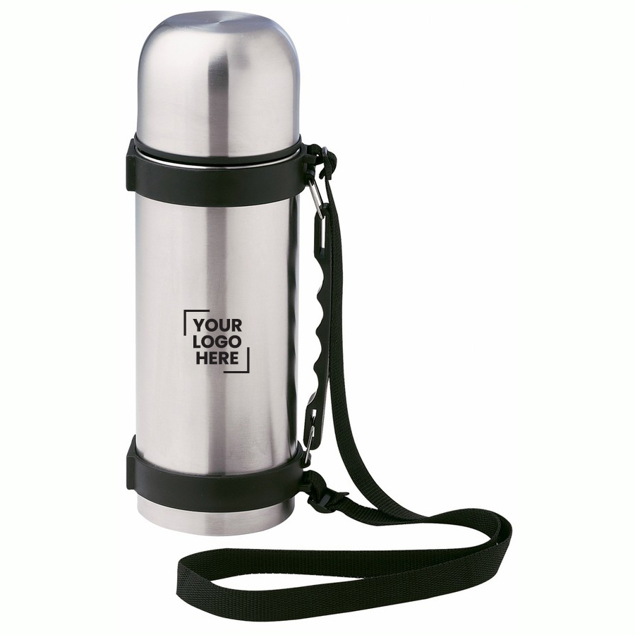 Bullet 1 Litre Vacuum Flask - (printed with 1 colour(s)) D787_PB