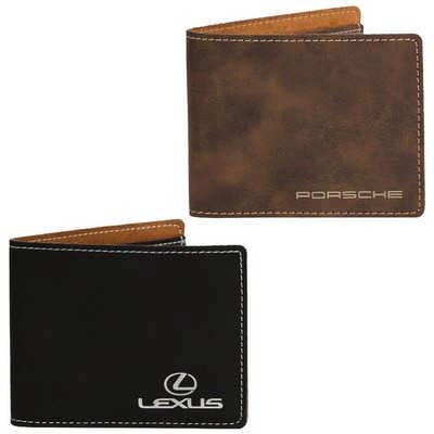 AGRADE Slim Fold Wallet