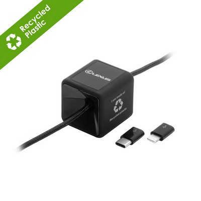 Zinc Eco Charging Cable