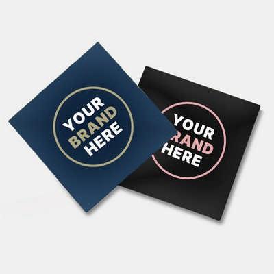 Gloss Paper Sticker (75 x 75 mm)