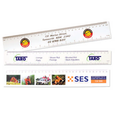 Rulers (Laminated Card)  - (printed with 1 colour(s)) HCI106_PB