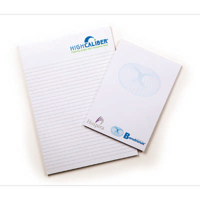 A5 Note Pad (50 leaves per pad)