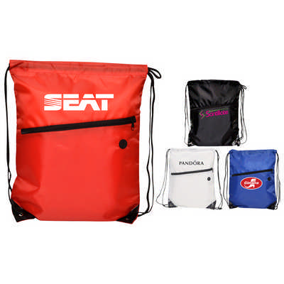 Nylon Tech Travel Backpack  - (printed with 1 colour(s)) RB1009_PB