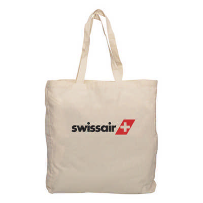 Calico Shopping Bag wgusset