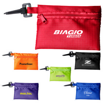 Tech Kit Pouch  - (printed with 1 colour(s)) RB1029_PB