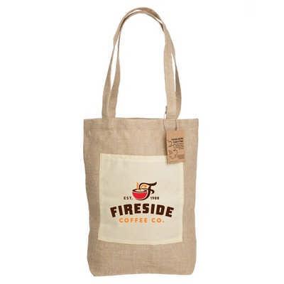 Reforest Jute Shopping Bag