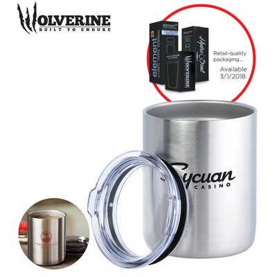 Wolverine Vacuum Tumbler