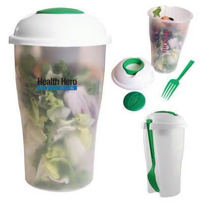 The Newton Salad Shaker