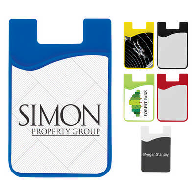 2-in-1 Smart Wallet  - (printed with 1 colour(s)) T556_PB