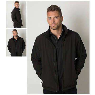 Mens 3 Layer Soft Shell Ful