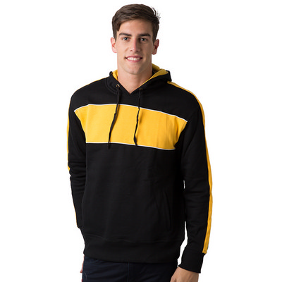 Adults 65% Polyester 35% Combed Cotton Anti Pill Hoodie