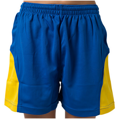 Kids 100% Polyester Cooldry Pique Knit Shorts