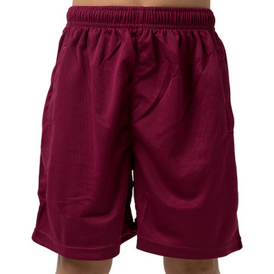 Kids 100% Polyester Cooldry Micromesh Shorts