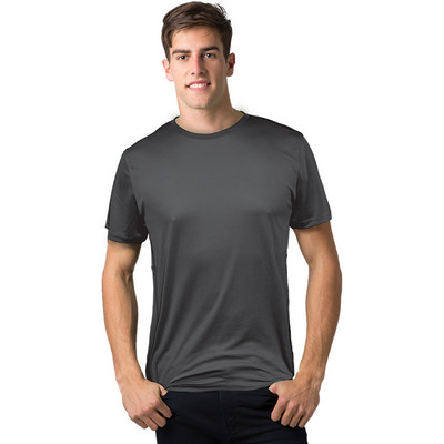 Adults 100% Polyester Cooldry T-Shirt