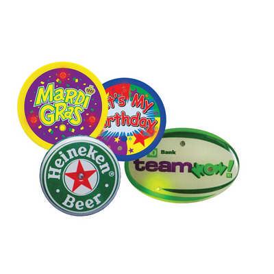ASSN03 Flashing Pins And Badges