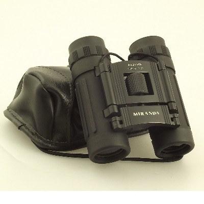BINOC01 Aluminium Binoculars