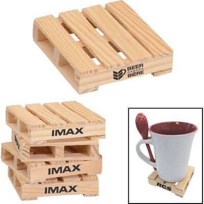 COSD12 Custom Coaster Wood Pallet