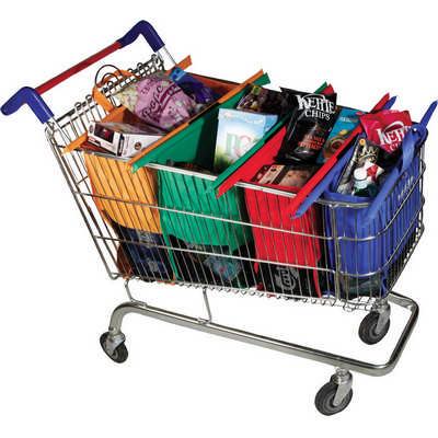 FOLB10 Shopping trolley Bags