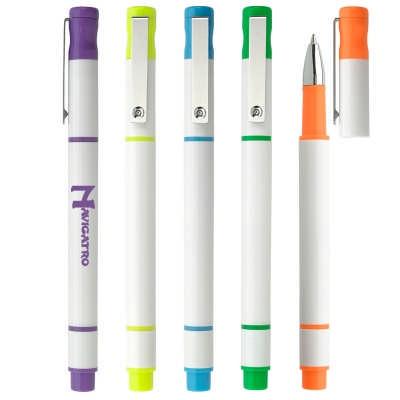 HPEN352 Gemini Pen-Highlighter