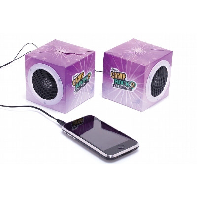 Cardboard Mini Speakers