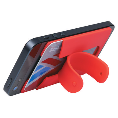 IPHN24 Silicon phone wallet