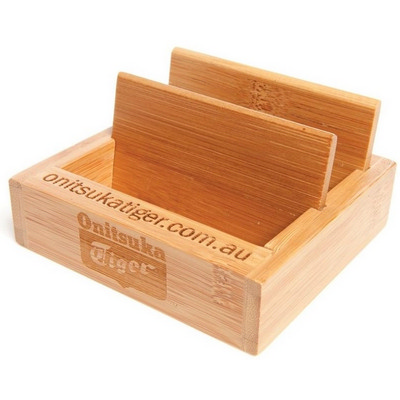 LIFE19 Wooden Business Card Holder