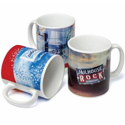MUGD02 Coffee Mug Sublimated
