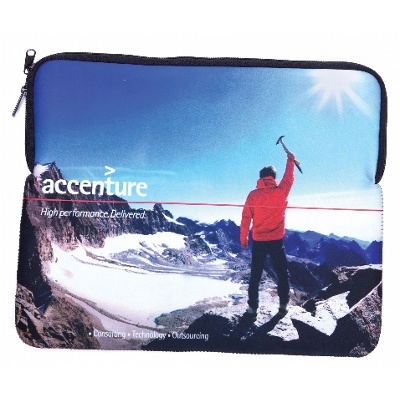 NEOP56 Neoprene Laptop Sleeve With Sublimation Print