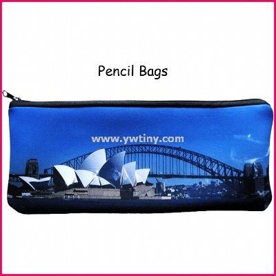 NEOP80 Sublimated Neoprene Pencil Case