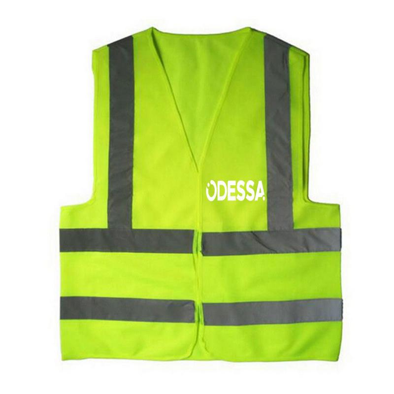 High Visibility Reflective Vest
