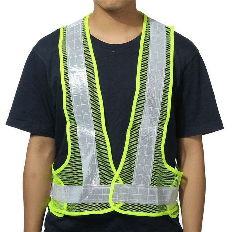 High Visibility Reflective Outdoor Vest