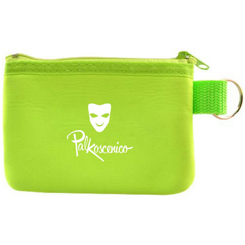 Taft Zip Coin Pouch With Key Holder - (printed with 1 colour(s)) OC31X261_OC