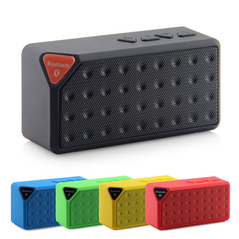 Bluetooth Wireless Speaker With Detachable Battery