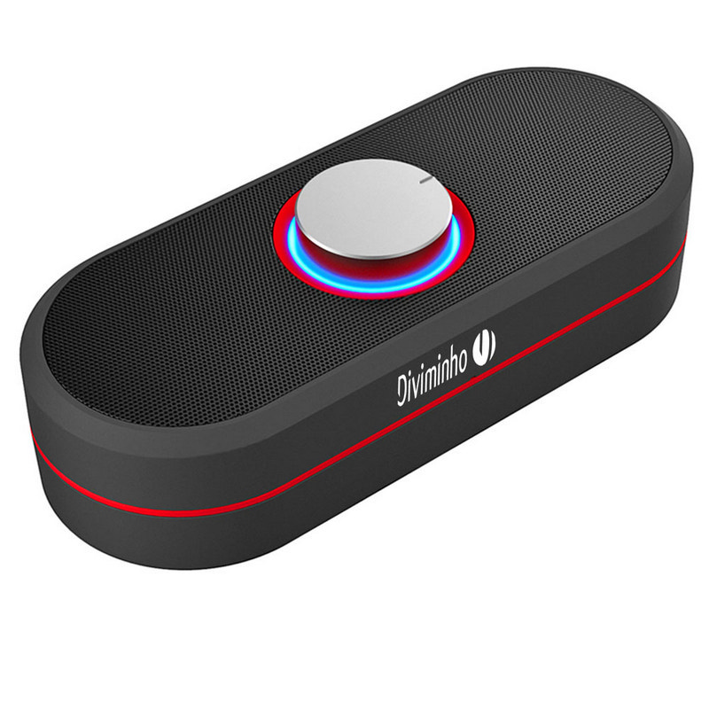 2.1 Stereo Dual Speaker Sound Box With Nfc Bluetooth