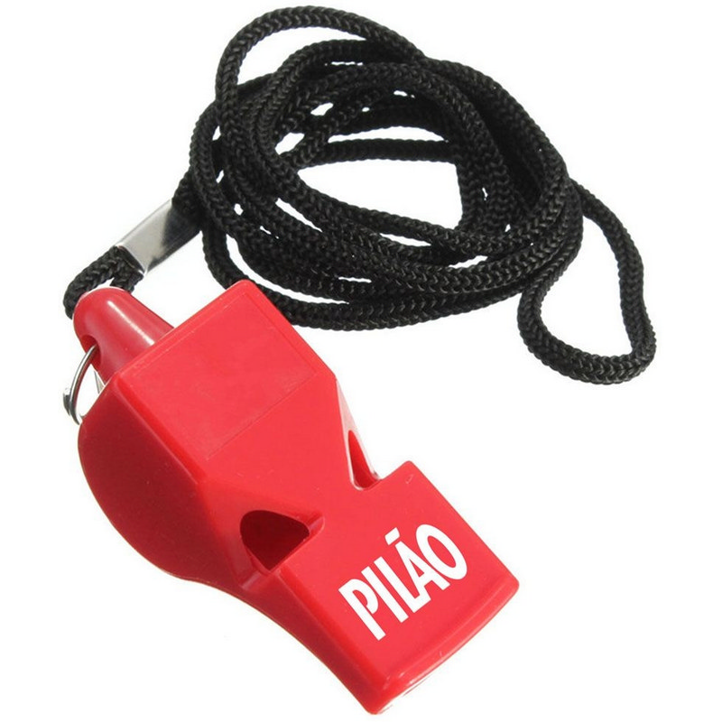 Professional Outdoor Whistle With Rope